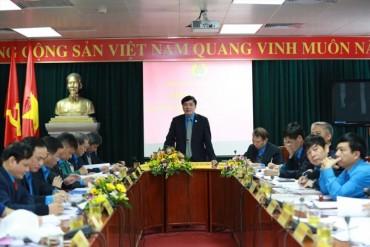 Khai mạc Hội nghị Đoàn Chủ tịch Tổng LĐLĐ Việt Nam lần thứ 27