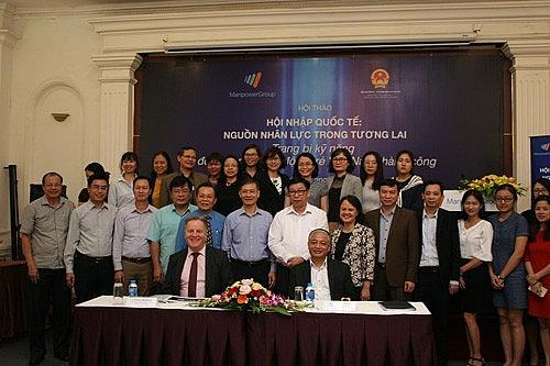 Chỉ 11% lao động Việt Nam có kỹ năng tay nghề cao