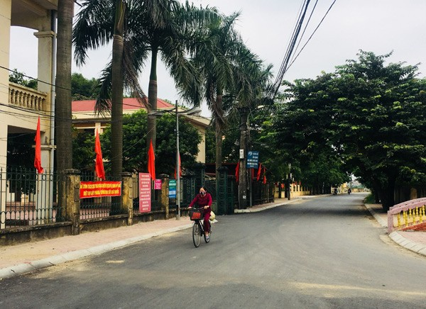 MTTQ  huyện Gia Lâm tích cực tham gia xây dựng nông thôn mới