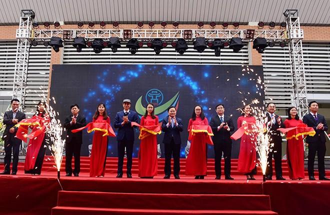 Khánh thành Trung tâm dịch vụ việc làm và hỗ trợ thanh niên Hà Nội