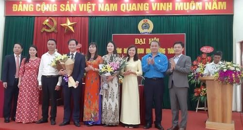 dai hoi cong doan phuong tran phu quan hoang mai lan thu v nhiem ky 2019 2024