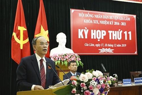 Năm 2019, huyện Gia Lâm giải quyết việc làm cho trên 9000 người