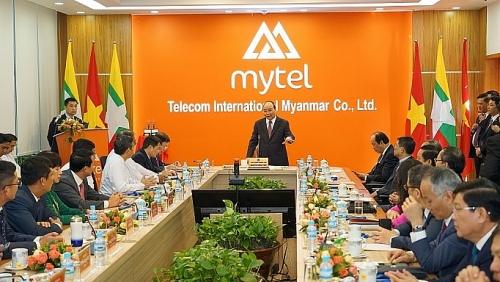 Thủ tướng Nguyễn Xuân Phúc: Mytel có sự phát triển thần tốc