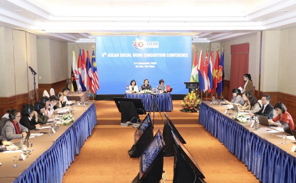 Thúc đẩy công tác xã hội vì một ASEAN gắn kết và hòa nhập