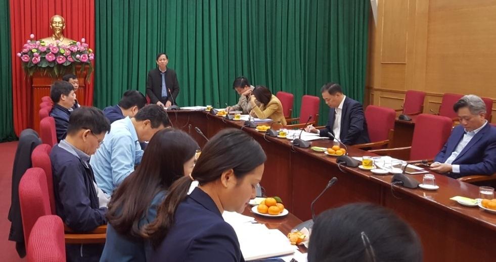 Hội nghị Ban Chấp hành Công đoàn Viên chức Thành phố khóa V lần thứ XIII