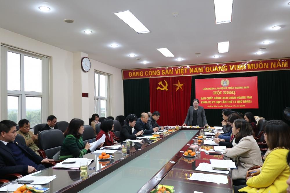 Tập trung tổ chức các hoạt động chăm lo cho người lao động dịp Tết Tân Sửu 2021
