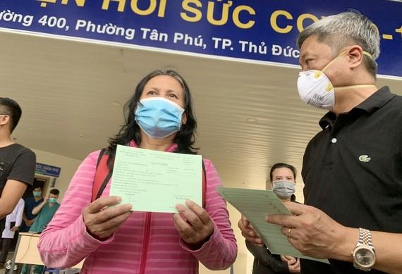 Bệnh viện tại thành phố Hồ Chí Minh phải luôn sẵn sàng tiếp nhận bệnh nhân
