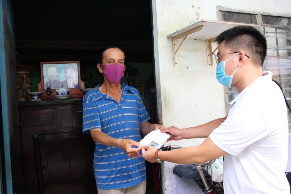 Người lao động thành phố Hồ Chí Minh tiếp tục được hỗ trợ đợt 2