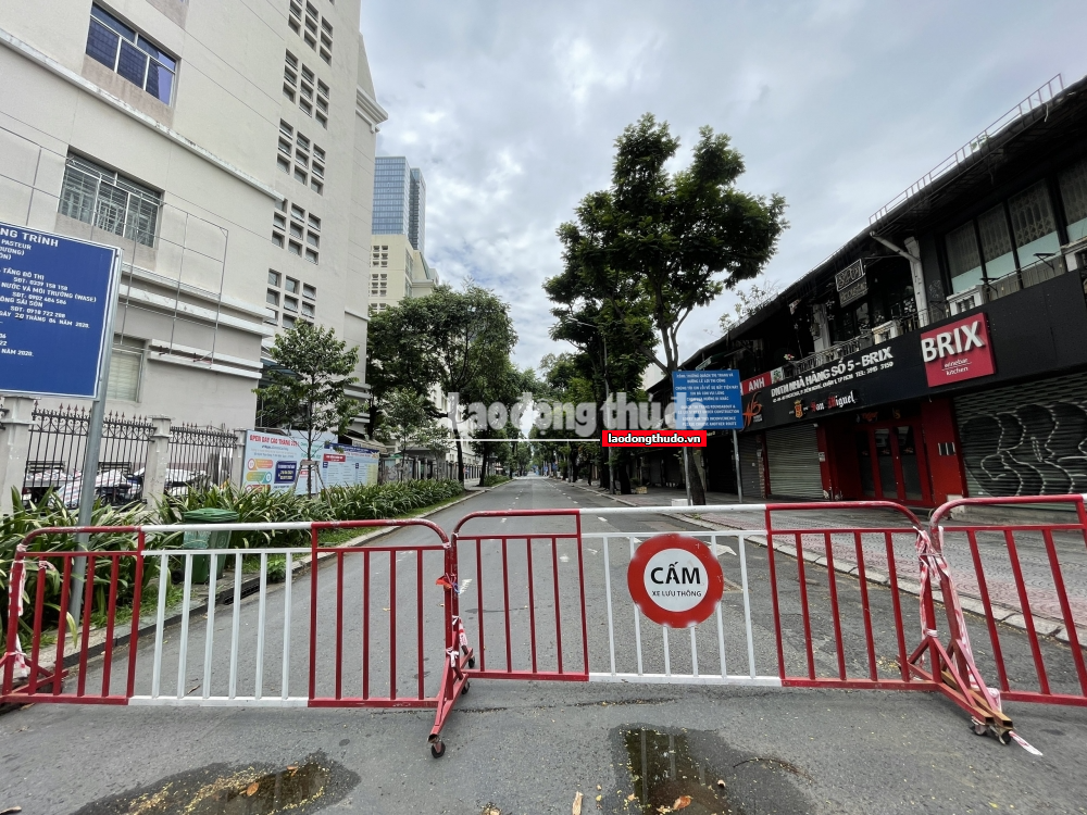 Thành phố Hồ Chí Minh cho phép bán thức ăn mang đi