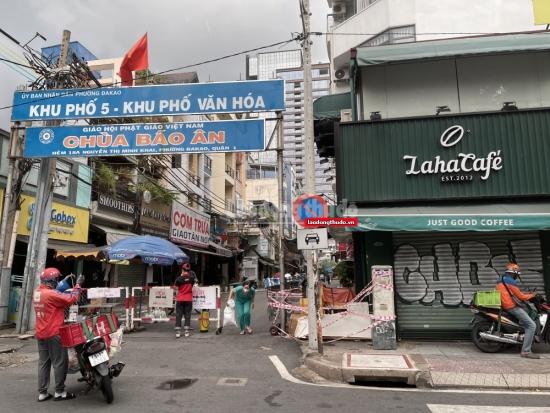 Thành phố Hồ Chí Minh cho phép mở lại dịch vụ ăn uống phục vụ bán ăn mang đi