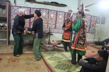 Hà Nội: Kỳ thú với Tết Nhảy của người Dao