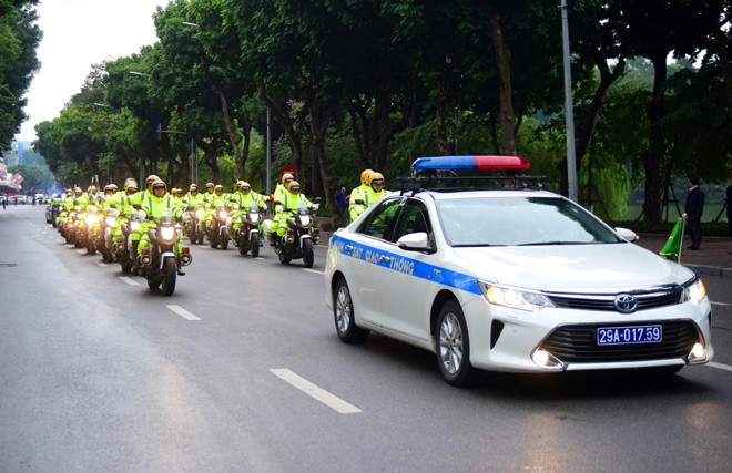 Sắp ra quân phát động Năm An toàn giao thông 2020