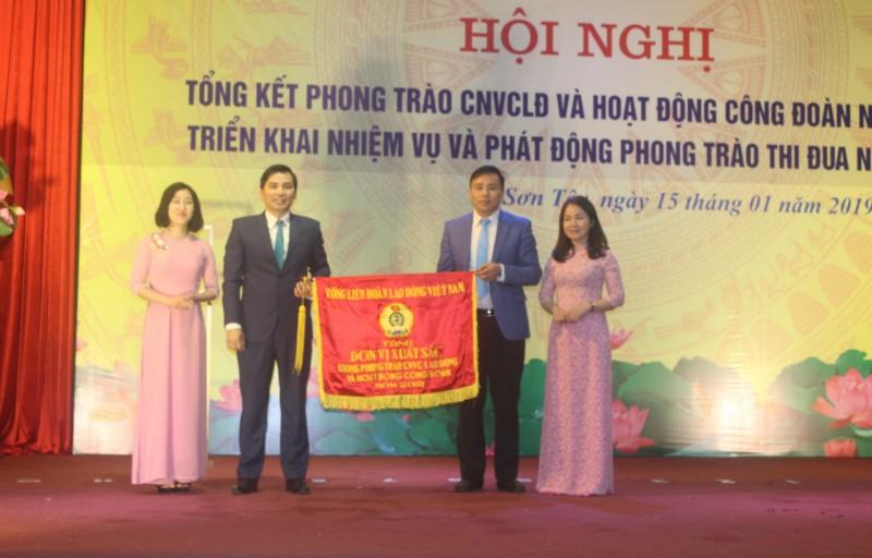 LĐLĐ thị xã Sơn Tây: Lấy lợi ích đoàn viên, người lao động làm trung tâm