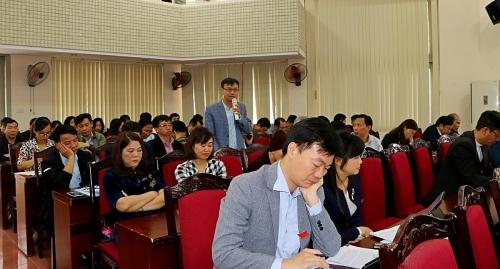 Thị xã Sơn Tây: Cử tri quan tâm đến những vấn đề dân sinh