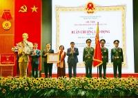 Thị xã Sơn Tây đón nhận Huân chương Lao động hạng Ba
