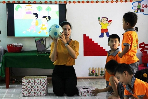 Triển khai chương trình 'Học thông qua Chơi' tại Việt Nam