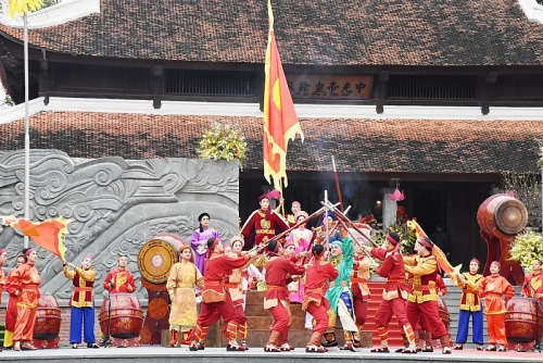 Hà Nội kỷ niệm 231 năm chiến thắng Ngọc Hồi - Đống Đa