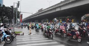 Xử lý hơn 100.000 trường hợp vi phạm trật tự giao thông