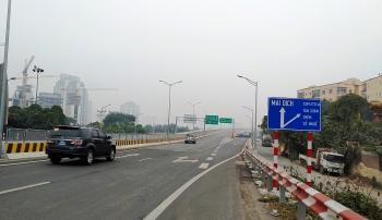Phục hồi lộ trình các tuyến buýt sau thông xe cầu Thăng Long