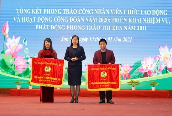 Sơn Tây đẩy mạnh thi đua yêu nước trong công nhân viên chức, người lao động