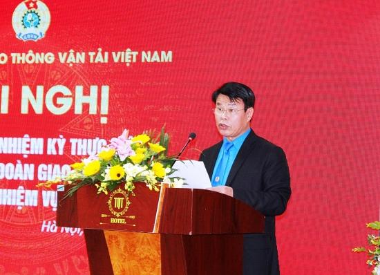 Công đoàn Giao thông vận tải Việt Nam: Sơ kết giữa nhiệm kỳ thực hiện Nghị quyết Đại hội X