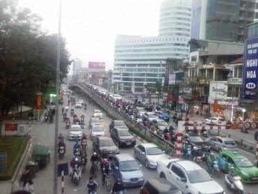 Nỗ lực giải tỏa áp lực giao thông