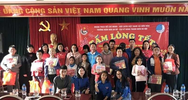 Quà Tết sớm với Hội người khuyết tật huyện Thanh Trì