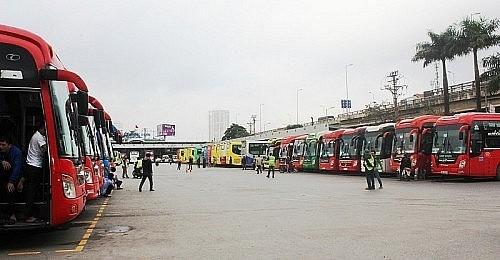 Tăng cường các biện pháp đảm bảo phòng chống dịch trên phương tiện giao thông