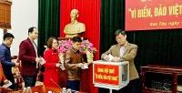 """Sơn Tây phát động ủng hộ Quỹ """"Vì biển, đảo Việt Nam"""""""