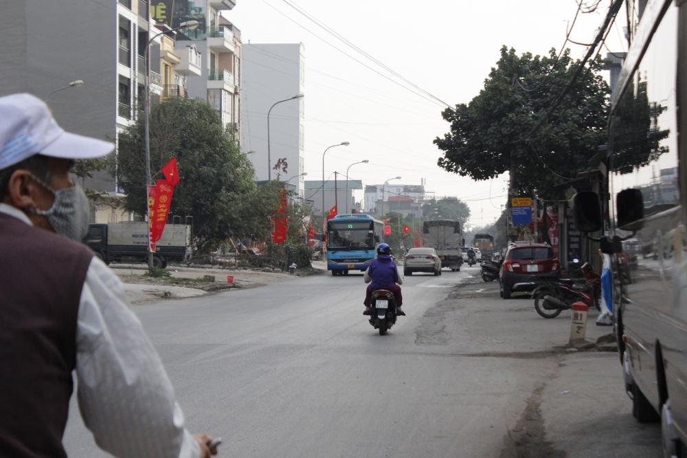 Nỗ lực mở rộng vùng phục vụ, đưa xe buýt về các xã