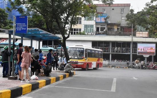 Sở Giao thông vận tải Hà Nội điều chỉnh lộ trình một số tuyến buýt đi đến tỉnh Bắc Ninh