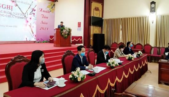 Tăng cường triển khai thực hiện các Chỉ thị, Nghị quyết của Đảng