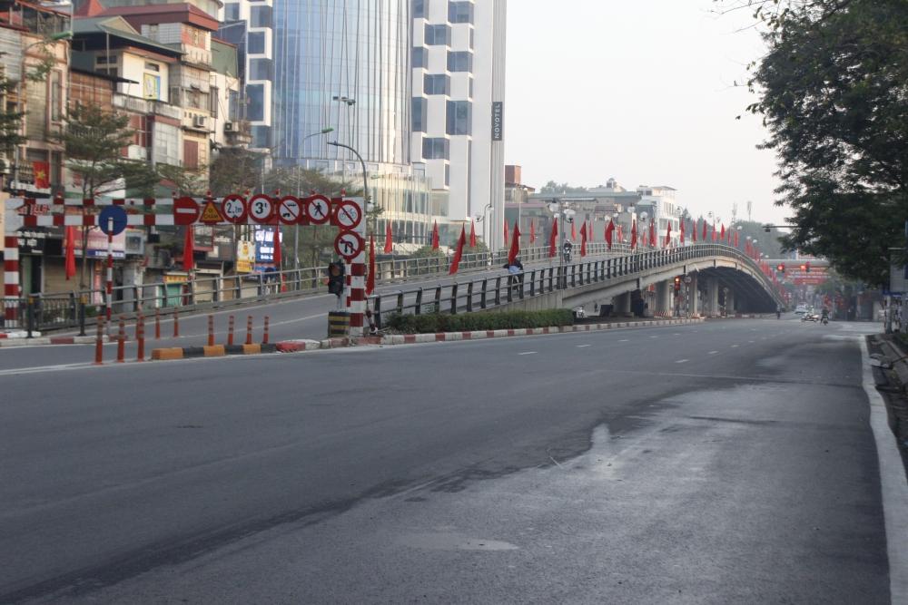 Xây dựng hạ tầng giao thông Thủ đô văn minh, hiện đại