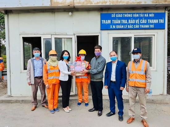 Công đoàn ngành Giao thông vận tải Hà Nội: Tích cực tham gia các hoạt động xã hội