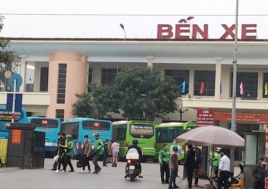 Hà Nội: Các bến xe, đơn vị vận tải trở lại trạng thái hoạt động bình thường