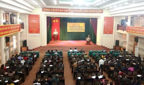 Sơn Tây tổ chức học tập chuyên đề 'Xây dựng ý thức tôn trọng Nhân dân'
