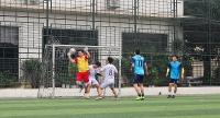 Bế mạc Giải bóng đá trong CNVCLĐ ngành Giao thông vận tải Hà Nội