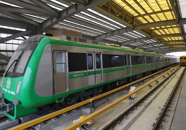 Đường sắt Cát Linh - Hà Đông có hiện tượng bị phá hoại