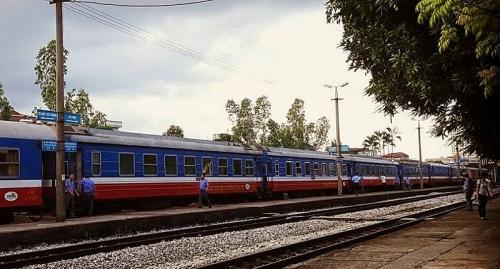 Ngành đường sắt sẽ tổ chức chạy tăng chuyến dịp nghỉ lễ 30/4
