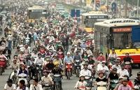 Hà Nội dự kiến thu phí phương tiện đi vào khu vực nội đô