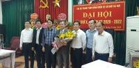 Đại hội Chi bộ Trung tâm đăng kiểm xe cơ giới Hà Nội