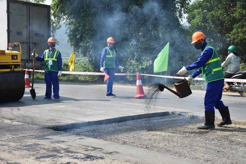 Không làm tốt bảo trì sẽ xem xét thu hồi quản lý ủy thác các tuyến Quốc lộ