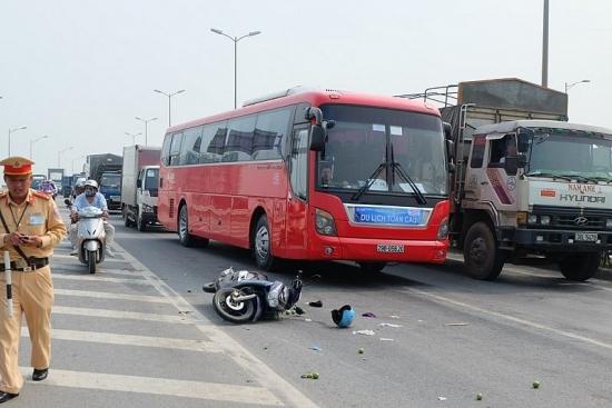 Ngăn chặn tai nạn giao thông đặc biệt nghiêm trọng đối với xe chở khách