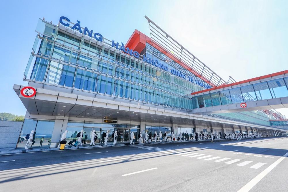 Sân bay Vân Đồn chính thức mở cửa trở lại