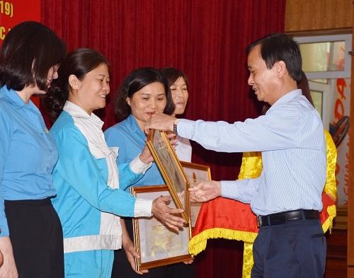 Công đoàn ngành Xây dựng Hà Nội phát động Tháng Công nhân năm 2019
