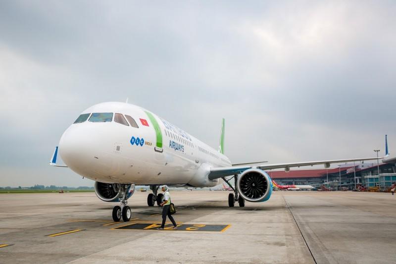 Bamboo Airways đón thêm máy bay mới trước kỳ nghỉ lễ