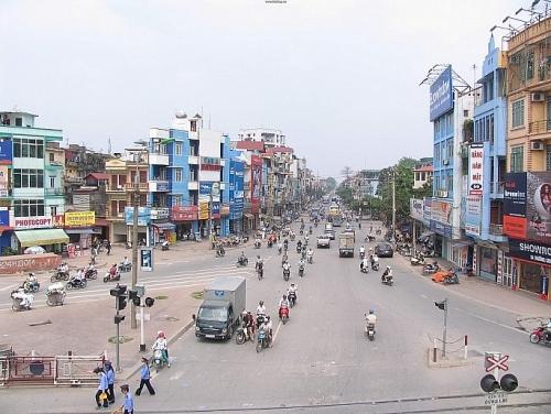 Hà Nội phân luồng, tổ chức giao thông trên đường Trường Chinh