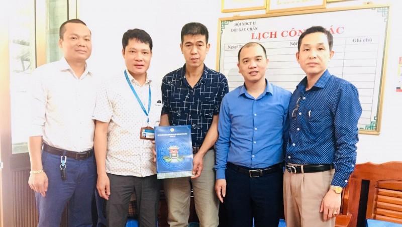 Quỹ trợ vốn Công đoàn Hà Nội hỗ trợ người lao động có hoàn cảnh khó khăn