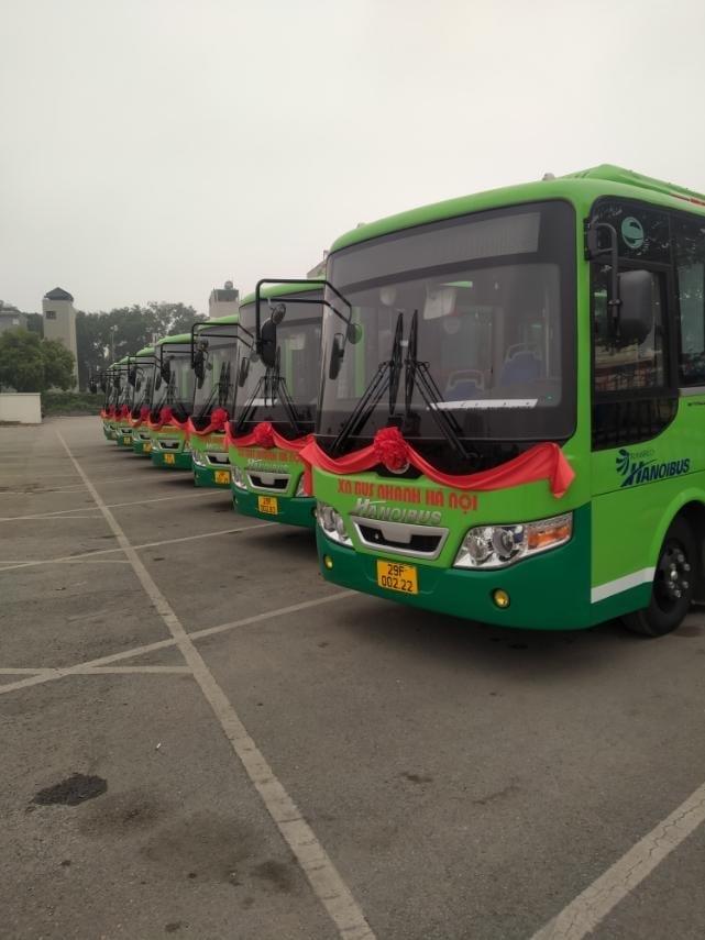 Tổng Công ty Vận tải Hà Nội chủ động nhiều giải pháp giữ ổn định sản xuất, kinh doanh