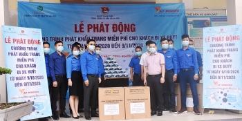 Công đoàn Tổng Công ty Vận tải Hà Nội: Nhiều hoạt động hướng về người lao động
